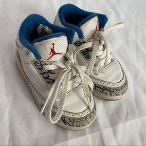 Toddler Nike Air Jordan Retro Size 6.5c